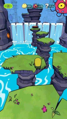 Скриншот для Doodle Jump Adventure - 1