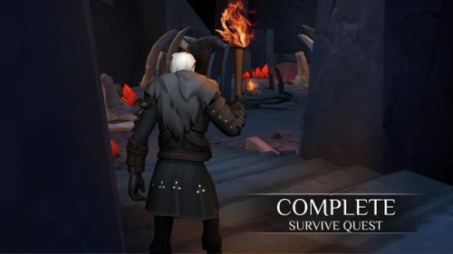 Скриншот для Winter Survival: after the last zombie war - 3