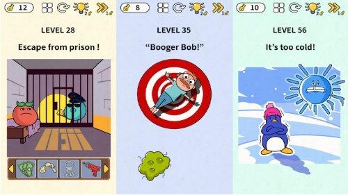 Скриншот для Brain Puzzle: IQ Challenge - 2
