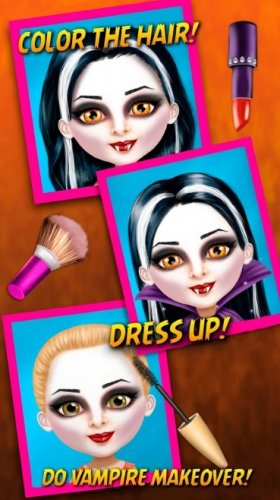 Скриншот для Sweet Baby Girl Halloween Fun - 3