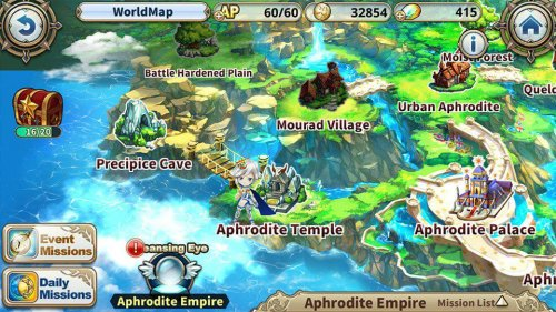 Скриншот для Sacred Sword Princesses - 3