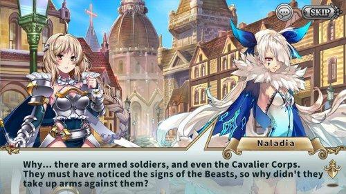 Скриншот для Sacred Sword Princesses - 2