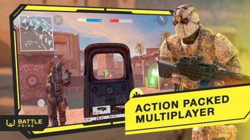 Скриншот для Battle Prime - 2