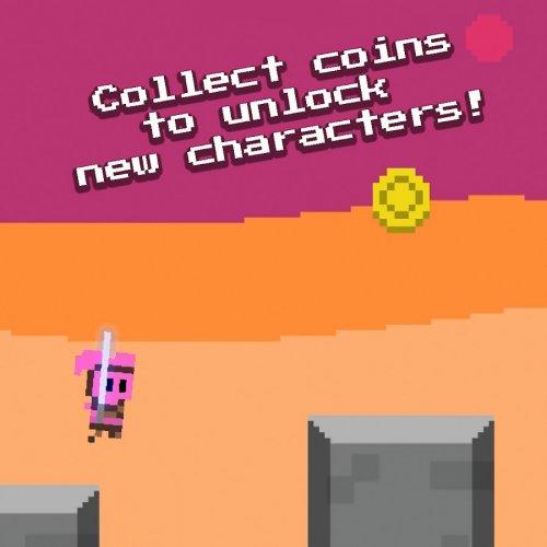 Скриншот для Saber Runner - Star light wars - 3