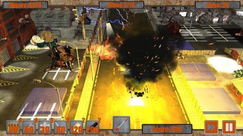 Скриншот для Next Generation Tower Defense - 1
