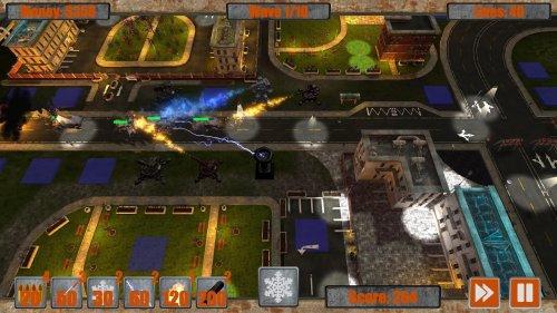 Скриншот для Next Generation Tower Defense - 3