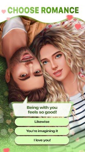 Скриншот для Love Sick: Interactive Stories - 2
