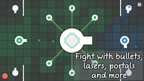 Скриншот для Cannon Conquest - 2