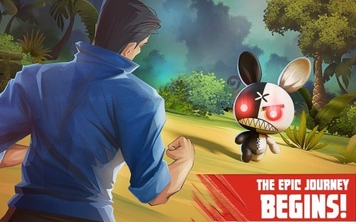 Скриншот для Tap Tap Buddy: Idle Clicker & Fun RPG Adventure - 1