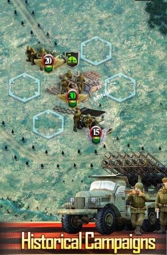 Скриншот для Frontline: The Great Patriotic War - 2
