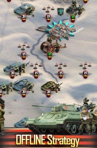 Скриншот для Frontline: The Great Patriotic War - 1