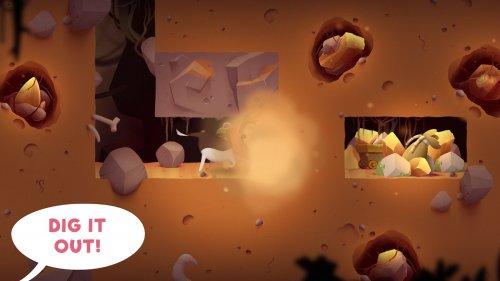 Скриншот для My Diggy Dog 2 - 3