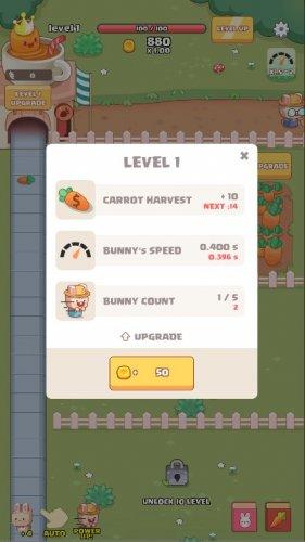 Скриншот для [VIP] Idle Carrot farm - 2