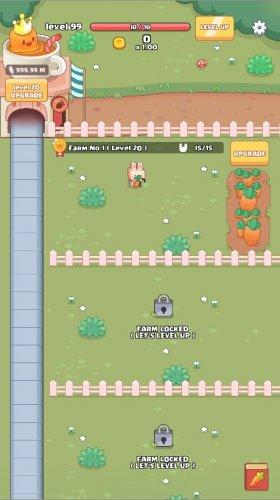 Скриншот для [VIP] Idle Carrot farm - 1