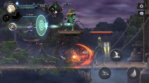 Скриншот для Castlevania Grimoire of Souls - 1