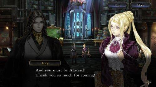 Скриншот для Castlevania Grimoire of Souls - 3