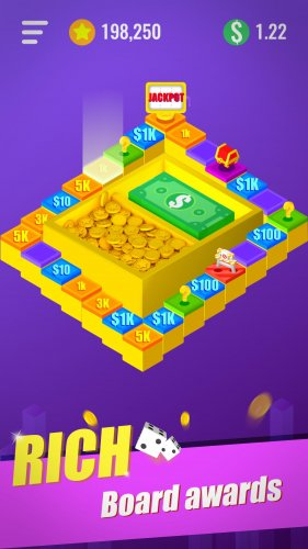 Скриншот для Dice Royale - Get Rewards Every Day - 1