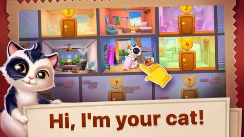 Скриншот для Catapolis: Grand Pet Game - 1