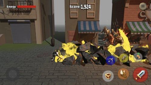 Скриншот для Hunter X – Begin - 3