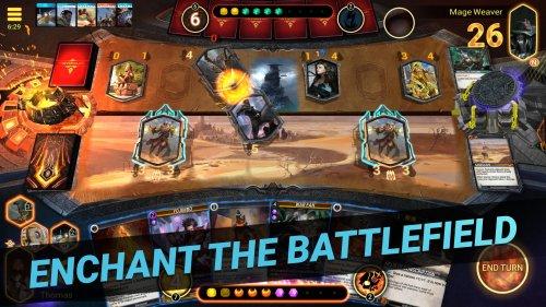 Скриншот для Mythgard - 2