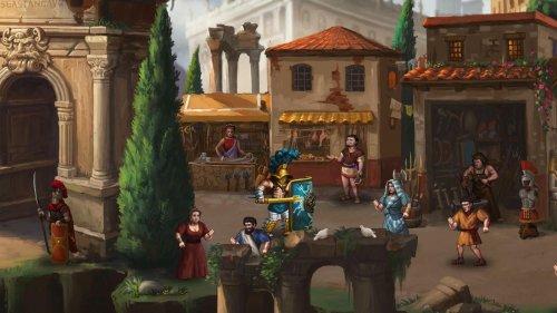 Скриншот для Story of a Gladiator - 3