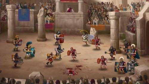 Скриншот для Story of a Gladiator - 1