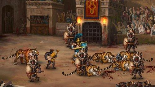 Скриншот для Story of a Gladiator - 2
