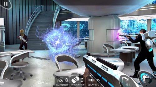Скриншот для Men In Black: Galaxy Defenders - 2