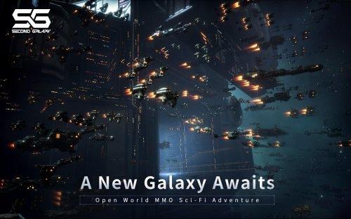 Скриншот для Second Galaxy - 1