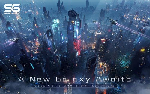 Скриншот для Second Galaxy - 2