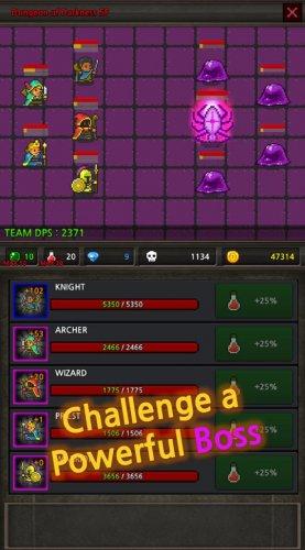 Скриншот для Grow Heroes - 2