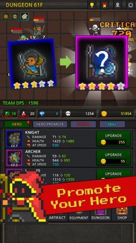 Скриншот для Grow Heroes - 3