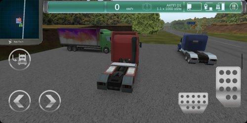 Скриншот для Дальнобойщики Mobile - 1