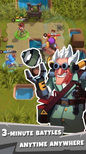 Скриншот для West Legends: 3v3 Team Battle - 2