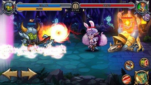 Скриншот для Legend Summoners Premium - 2