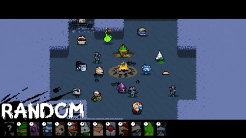 Скриншот для Nuclear Throne Mobile - 2
