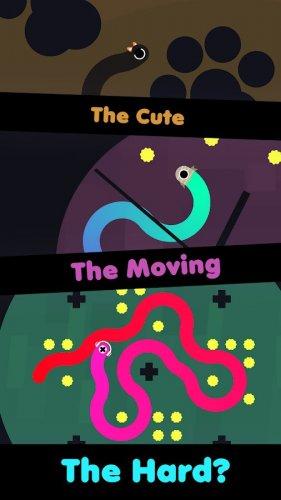 Скриншот для Jelly Snake - 1
