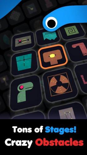 Скриншот для Jelly Snake - 3