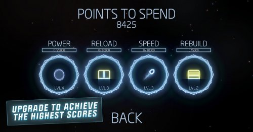 Скриншот для Missile Command: Recharged - 3