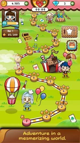 Скриншот для CookieRoute - 1