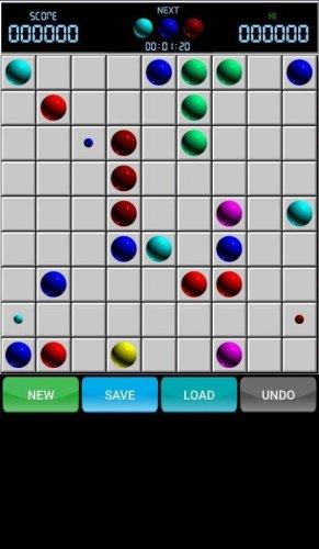 Скриншот для Line 98 Original - Color Lines - 3