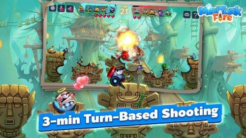Скриншот для Mini Tank: Fire - 2