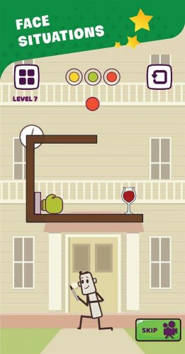 Скриншот для Break It - Spill the Glass - 2