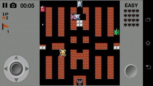 Скриншот для Tank 1990 - 2