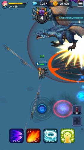 Скриншот для Archer's Adventure : Archer of Legend - 2