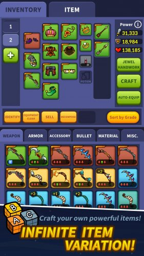 Скриншот для Archer's Adventure : Archer of Legend - 3