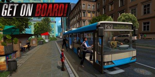 Скриншот для Bus Simulator: Original - 3