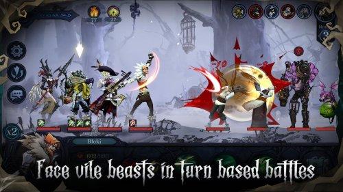 Скриншот для Shadow of Nyog - 2