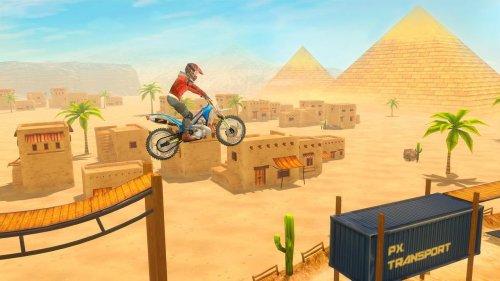 Скриншот для Bike Stunt 2 - 1