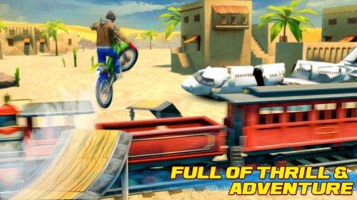 Скриншот для Bike Stunt 2 - 3